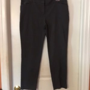 VANHEUSEN SLIM FIT STRETCH PANTS